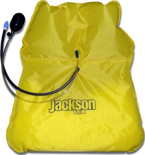 Jackson Happy Feet from North East Kayaks & Paddles