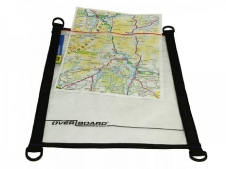 Overboard Map Case from Northeast Kayaks