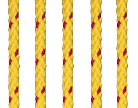 Floating Rope 6mm Yellow-0