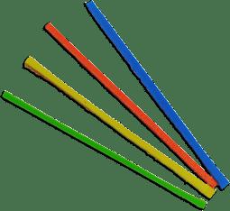 Plastic Welding Sticks 1 from Northeast Kayaks