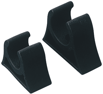 Pole Storage Clip Moulded Rubber from Northeast Kayaks