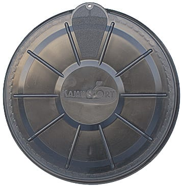 P & H Front Compartment Round Hatch Cover Click On from Northeast Kayaks