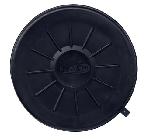 P & H Front Compartment Round Hatch Cover from Northeast Kayaks