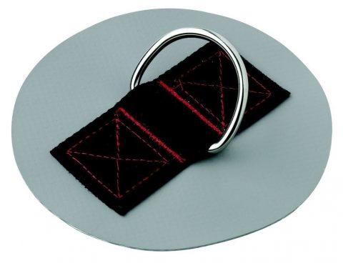 D-Ring On Vinyl Pad 2.5cm from Northeast Kayaks