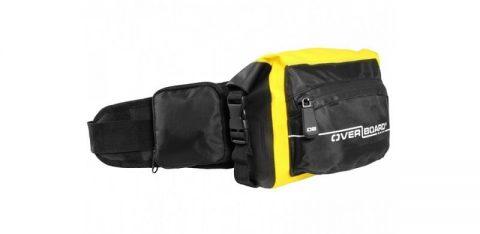 Overboard Waist Pack Yellow/Black | Northeast Kayaks