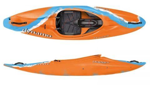 Dagger Kayak Dynamo 7.4 Action-0