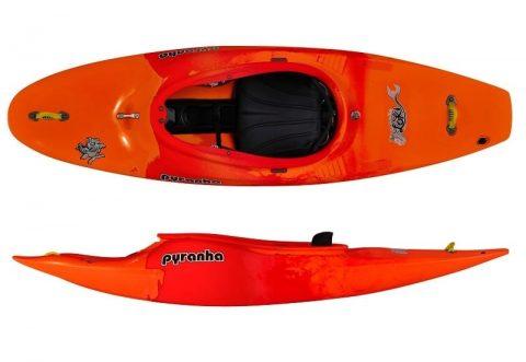 Pyranha Kayak Loki Stout-0