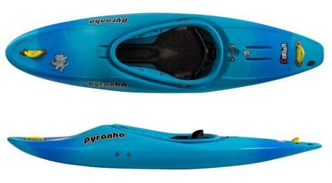 Pyranha Kayak Rebel Connect-0
