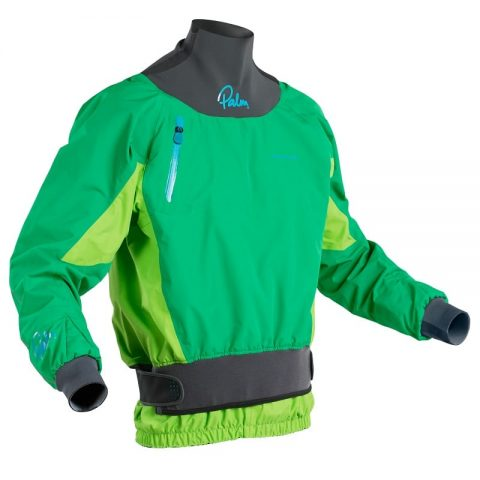Palm Zenith Jacket Green from NorthEast Kayaks