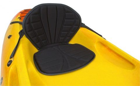 Perception Comfort Seat and Backrest from Northeast Kayaks and Paddles
