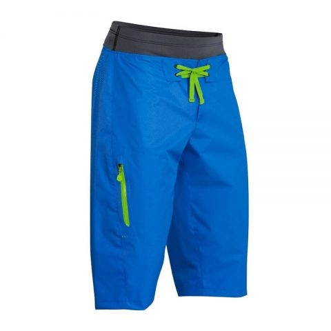 Palm Horizon Shorts Blue from Northeast Kayaks