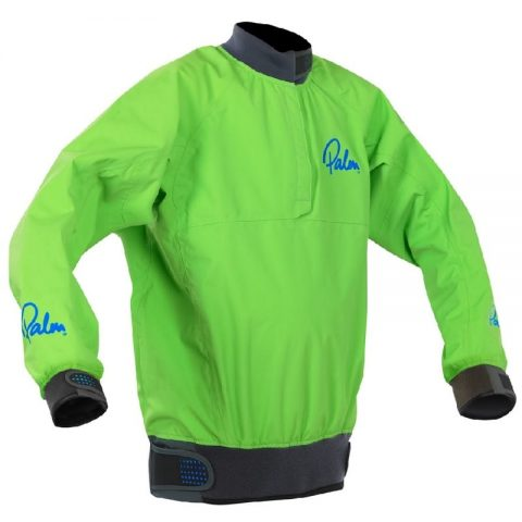 Palm Vector Kids Jacket Lime from NorthEast Kayaks