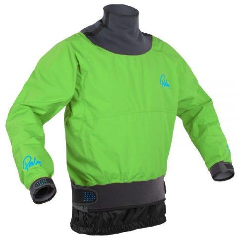 Palm Vertigo Jacket Lime from NorthEast Kayaks