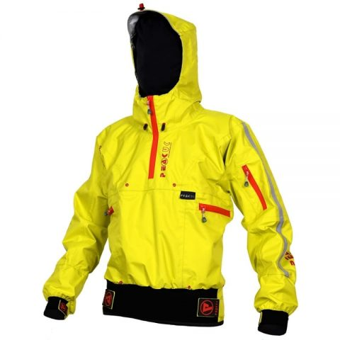 Peak Adventure Single Body Yellow from NorthEast Kayaks