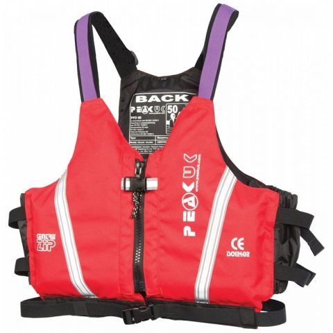 Peak Centre Zip PFD/Buoyancy Aid-0
