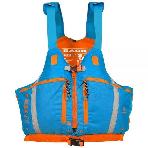 Peak Explorer Zip PFD/Buoyancy Aid Blue-0