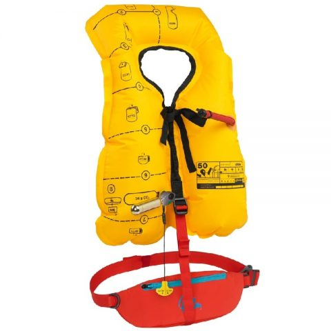 Palm Glide Inflatable PFD/Buoyancy Aid-0