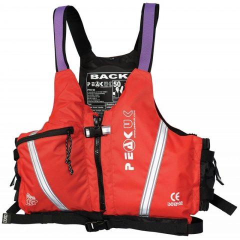 Peak Leisure Zip PFD/Buoyancy Aid-0