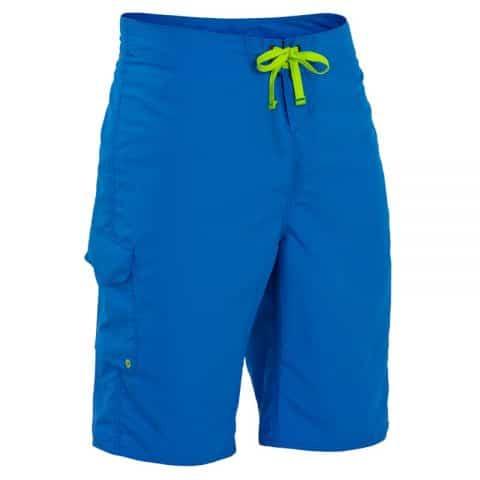 Palm Skyline Shorts Blue From Northeast Kayaks