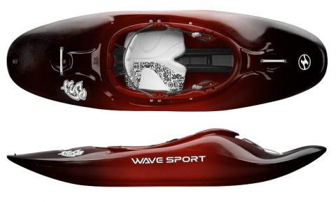 Wavesport Fuse Margarita From NorthEast Kayaks