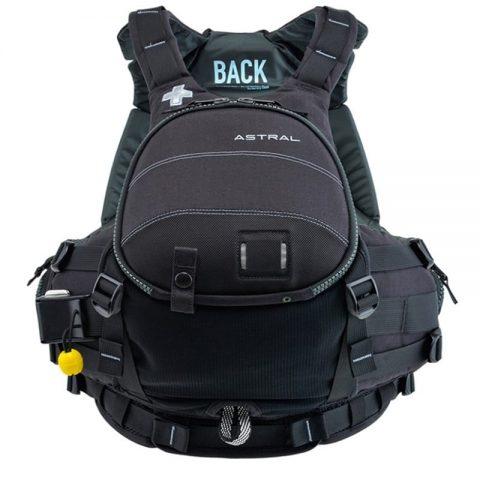 Astral Green Jacket PFD/Buoyancy Aid Midnight Black-0