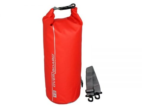 Overboard Dry Tube 12L Red from Northeast Kayaks