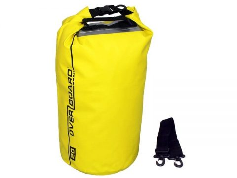Overboard Dry Tube 20L Yellow from Northeast Kayaks