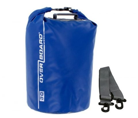 Overboard Dry Tube 30L Blue From Northeast Kayaks