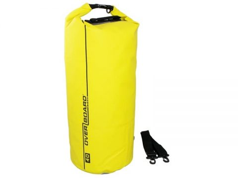 Overboard Dry Tube 40L Yellow From Northeast Kayaks