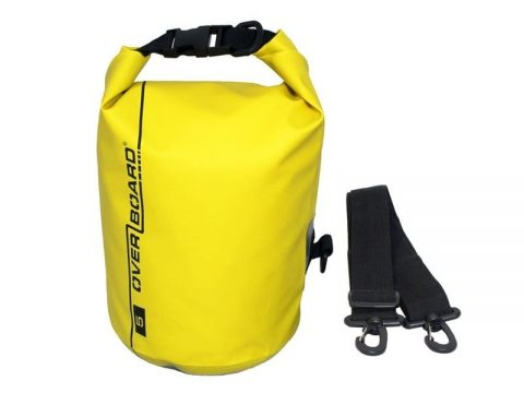 Overboard Dry Tube 5L Yellow from Northeast Kayaks
