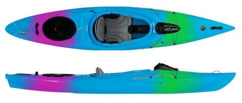 Venture Kayaks Flex 11 Club Neon from Northeast Kayaks