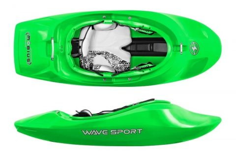 Wavesport Mobius WhiteOut Sublime from NorthEast Kayaks
