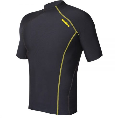 Nookie Thermal Base Softcore Short Sleeve Front from Northeast Kayaks