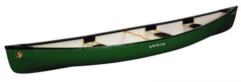 Venture Hunter 176 Canoe Cruiser Corelite 3 seat angle from northeast kayaks