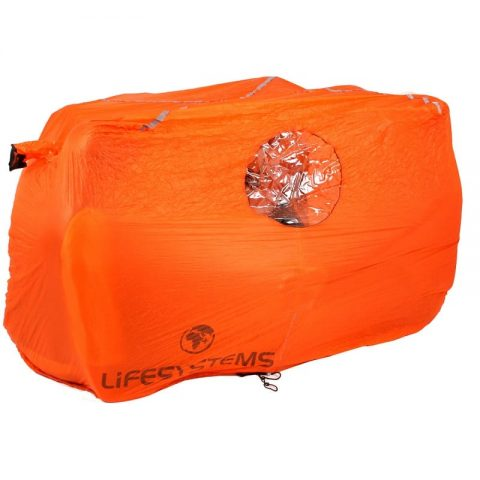Lifesystems Survival Shelter 4 People from Northeast Kayaks
