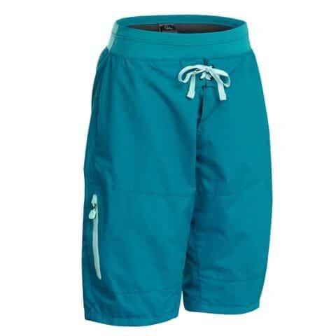 Horizon Shorts Womens Teal