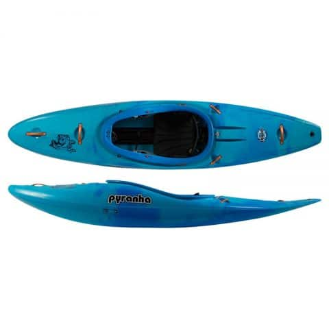 Pyranha Kayak Ripper Blue Crush (Turquoise/Blue) from Northeast Kayaks