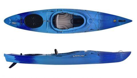 Venture Kayaks Flex 11 Blue Crush from Northeast Kayaks