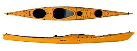 P&H Kayak Delphin 150 Corelite X Sunbeam from Northeast Kayaks