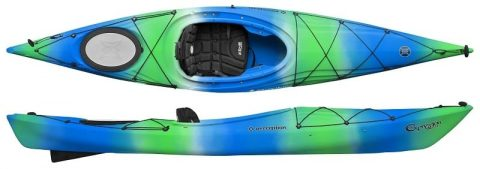 Perception Expression 11 DLX Arctic Berry -from Northeast kayaks