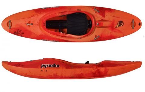 Pyranha Kayak Burn III Stout-0