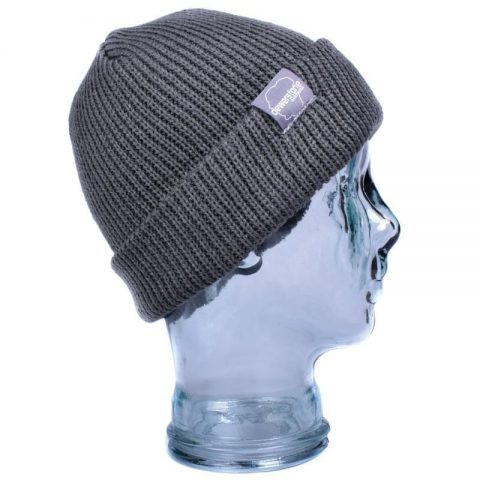 Dewerstone Dartmoor Flip Beanie Dark Grey from Northeast Kayaks