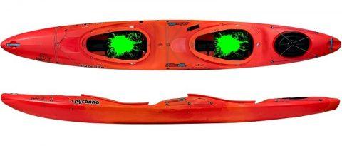 Fusion Duo Orange Soda from Northeast Kayaks