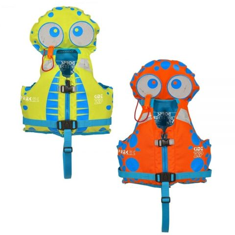 Peak UK Kidz Zip Buoyancy Aid-0