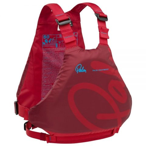 Palm Ace PFD / Buoyancy Aid Chili Red from Northeast Kayaks