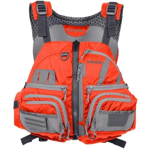 Kokatat Leviathan PFD / Buoyancy Aid - Orange | Northeast Kayaks