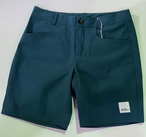 Sweet Protection Chaser Shorts Teal - Womens Medium