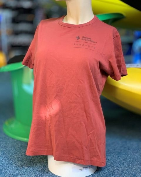 Sweet Protection Chaser T-Shirt Rosewood- Womens Medium from Northeast Kayaks