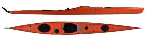 P&H Kayak Valkyrie Corelite X From Northeast Kayaks