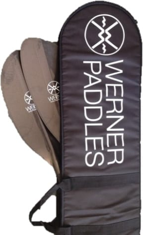 Werner Touring Paddle Bag from North East Kayaks & Paddles